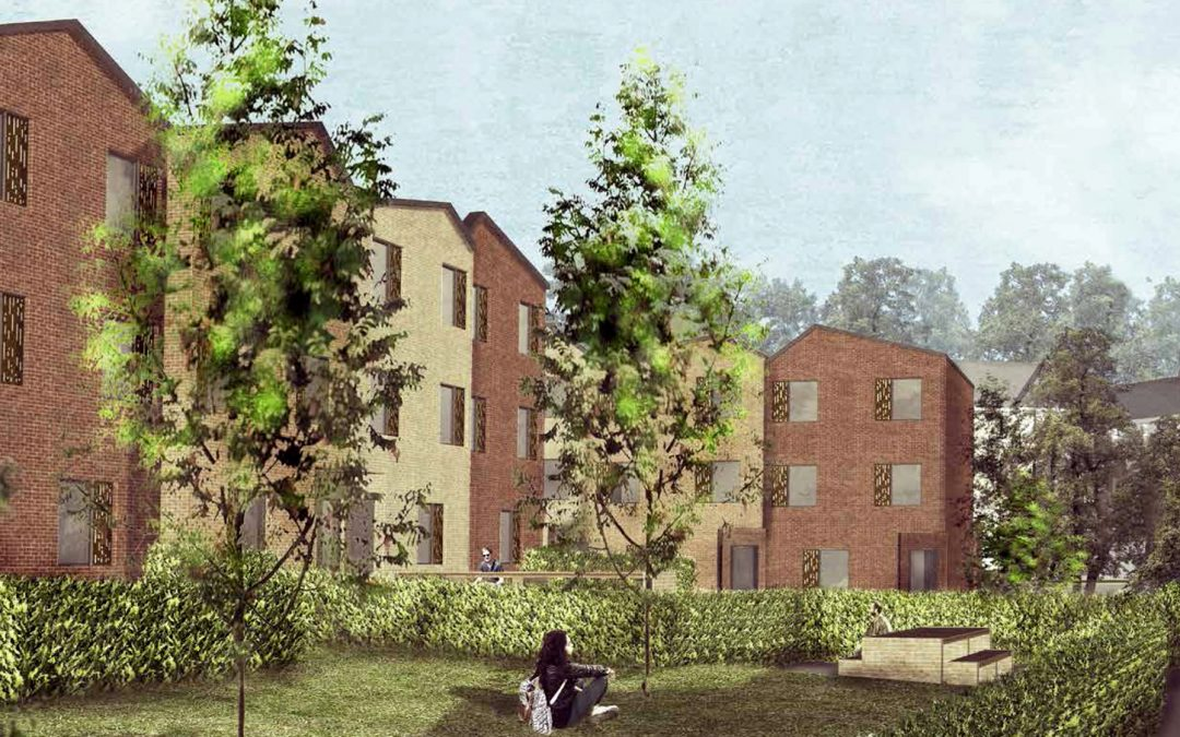 OBU Student Village in for planning